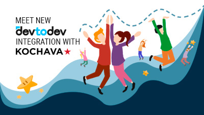 New devtodev integration with Kochava