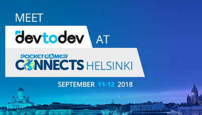 Let's Meet in Helsinki at PG Connects