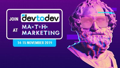 Let's Meet at MathMarketing