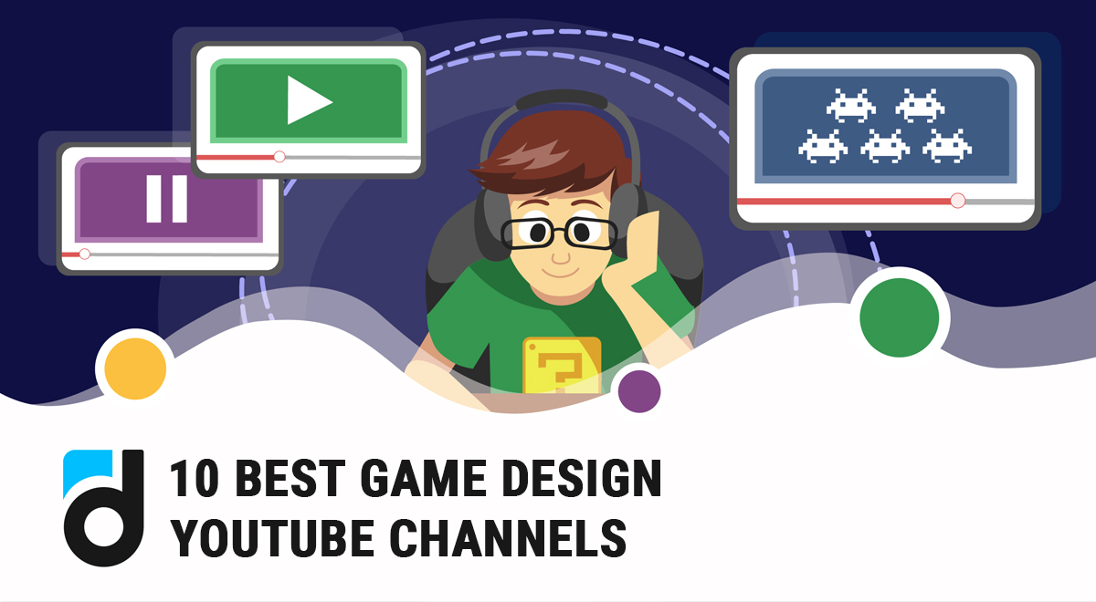 10 Best Game Design YouTube Channels