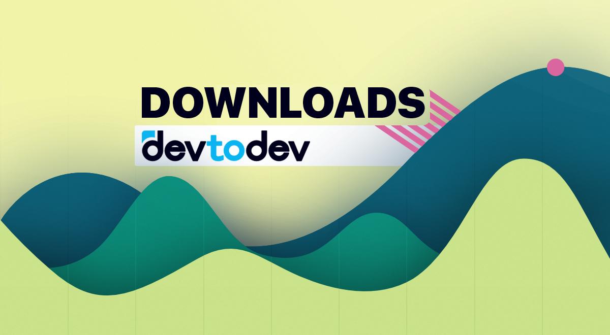 Главные метрики. Downloads