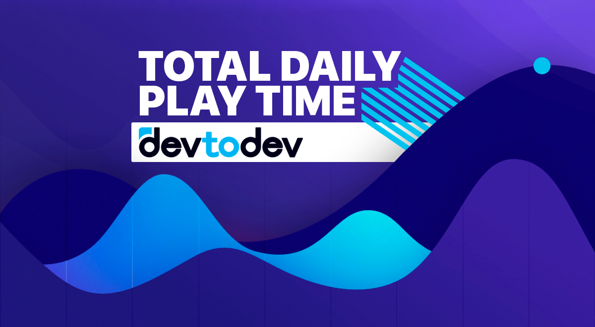Главные метрики. Total Daily Play Time