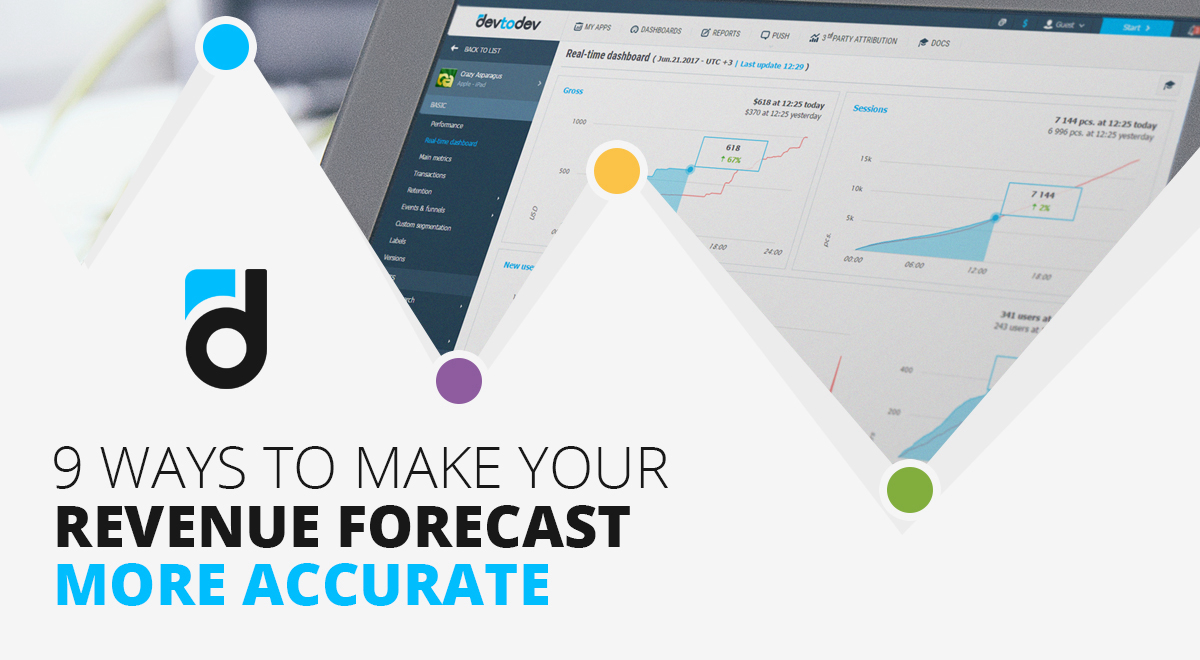 9 Ways to Make Your Revenue Forecast More Accurate