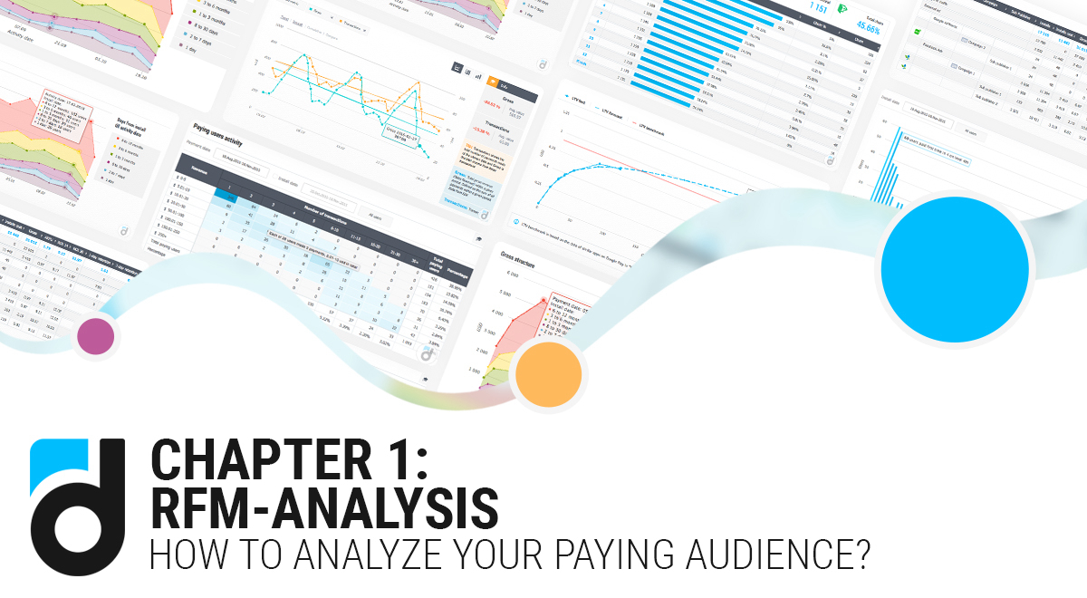How to Analyze Your Paying Audience? Chapter 1: RFM-analysis