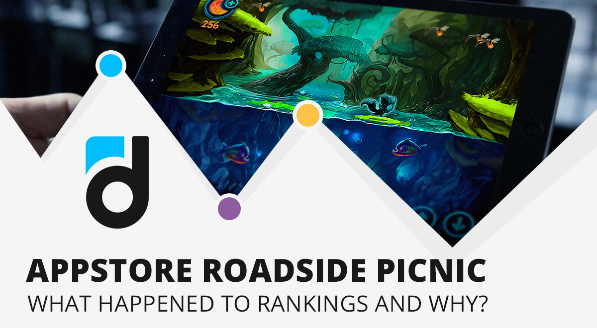AppStore Roadside Picnic. What Happened to Rankings And Why?