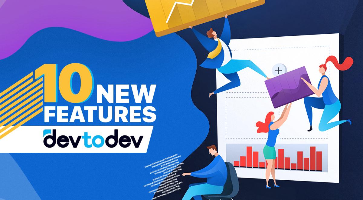 10 фишек нового интерфейса devtodev