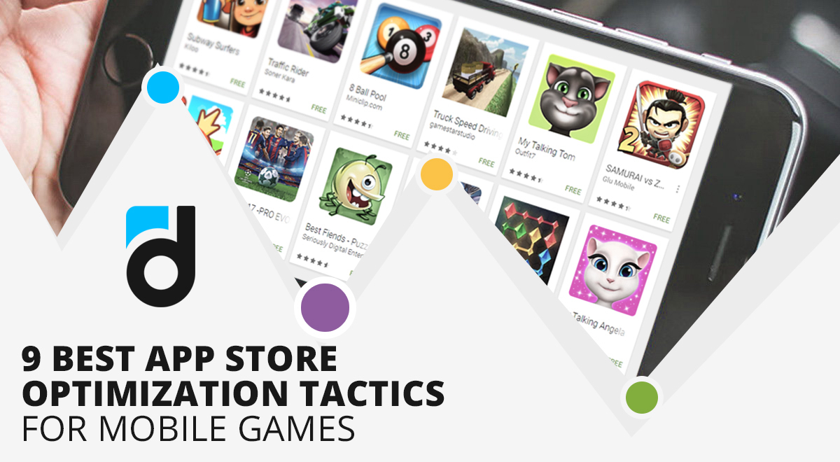 The 9 Best App Store Optimization (ASO) Tactics for Mobile Games