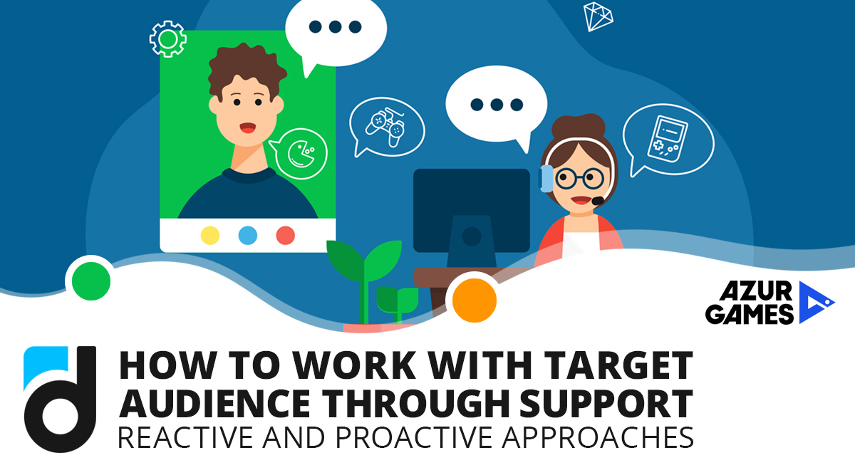 How To Work With Target Audience Through Support