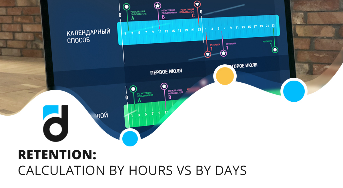 Retention: Calculation by Hours vs by Days