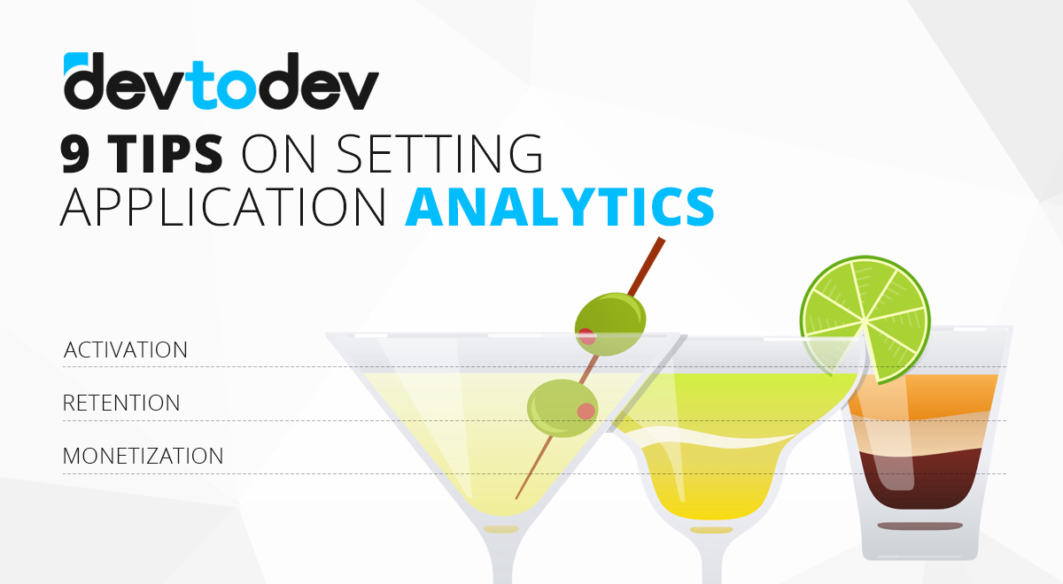 9 Tips on Setting Application Analytics