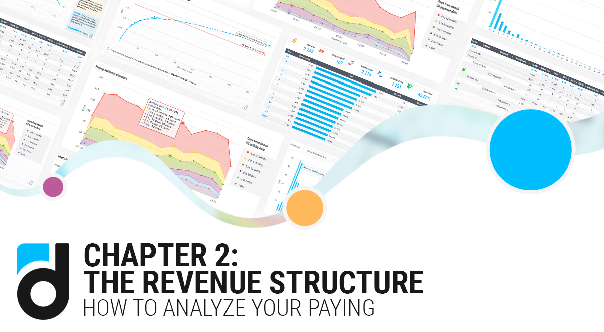 How to Analyze Your Paying Audience? Chapter 2: The Revenue Structure
