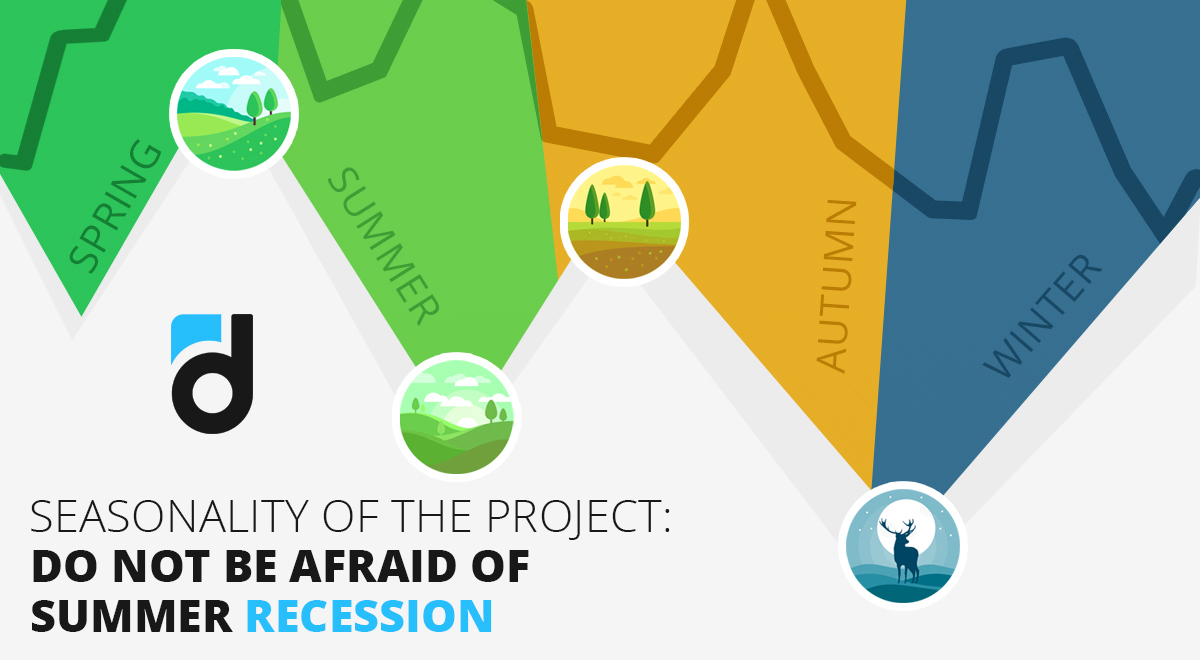 Seasonality Of The Project: Do Not Be Afraid Of Summer Recession