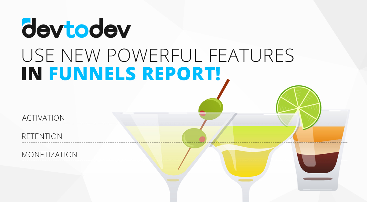 New Powerful Features in the Funnels Report