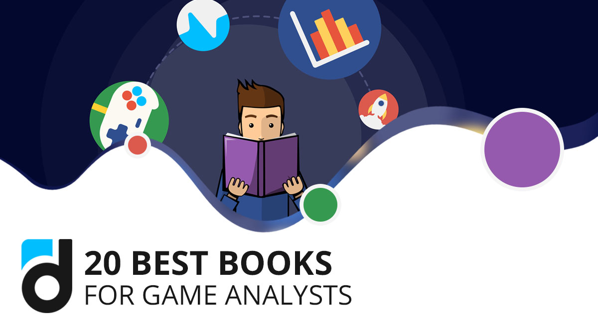 20 Best Books for Game Analysts