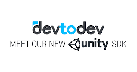 devtodev - Check it out: New Unity SDK