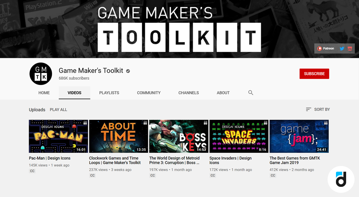 game makers toolkit