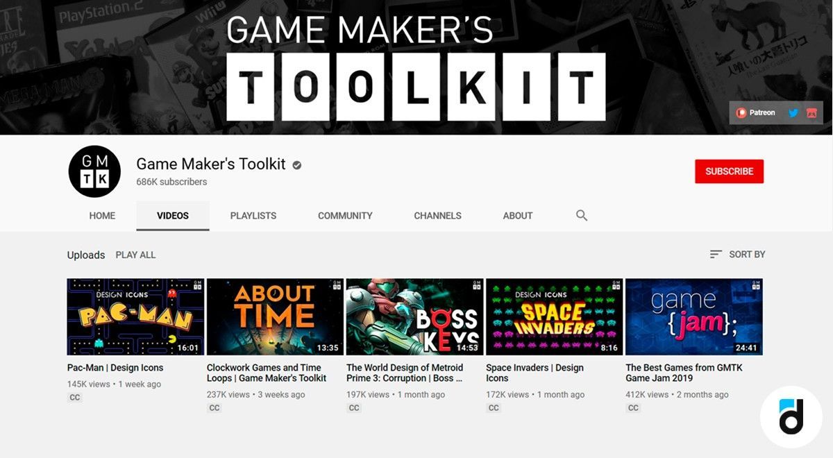 Game maker toolkit youtube