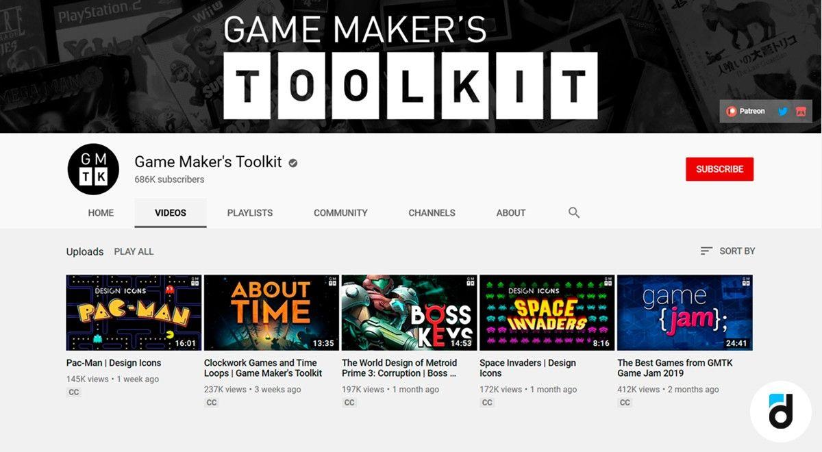 Game maker toolkit youtube