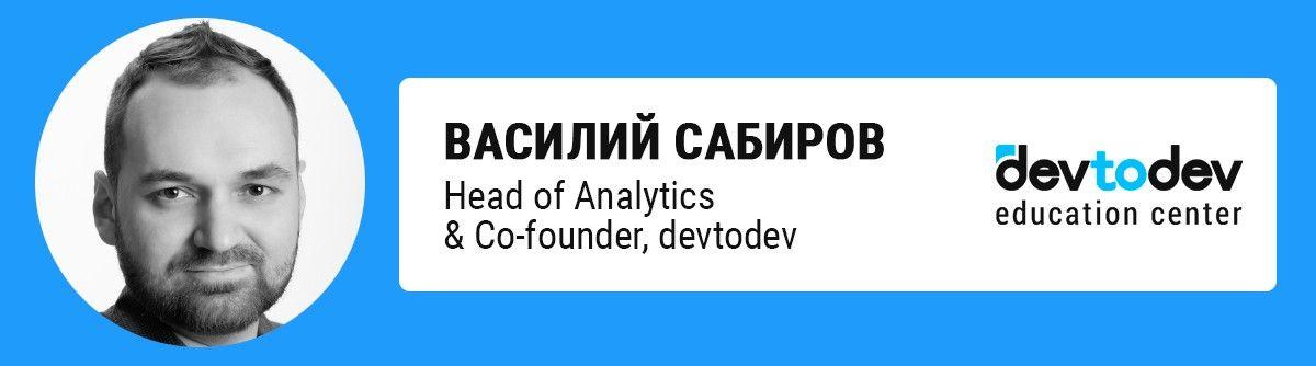 Sabirov analyst