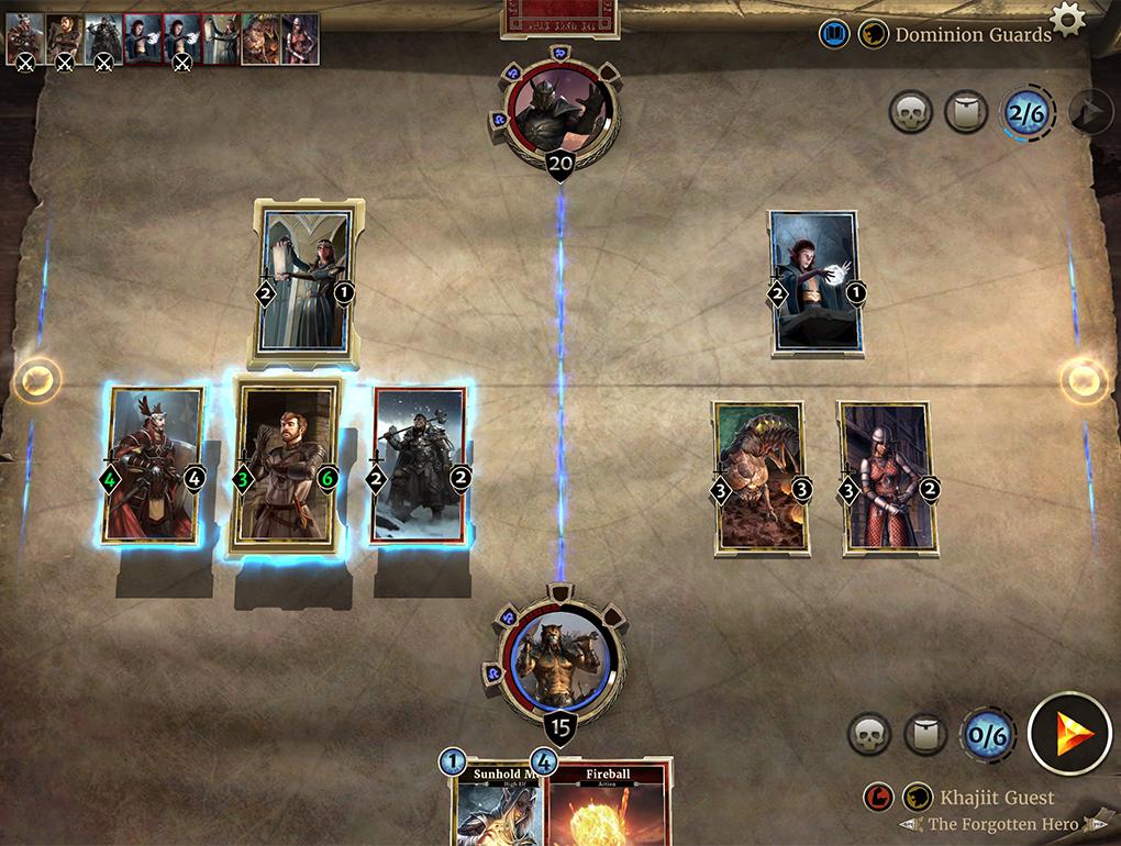 The Elder Scrolls: Legends – новая игра от студии DireWolf (разработчика Eternal), сделанная по заказу Bethesda.