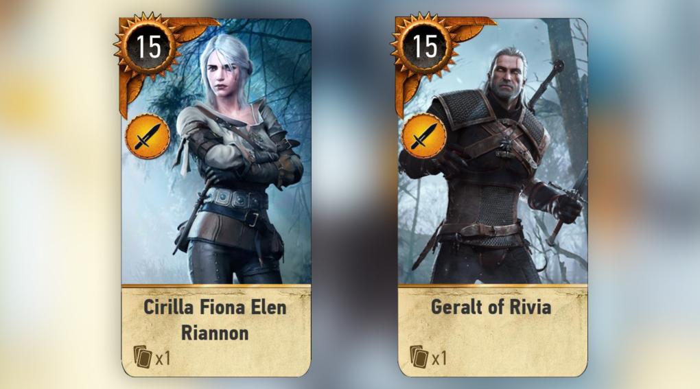 Игры, основанные на популярных произведениях, обычно выпускают множество версий самых популярных героев этих произведений, поскольку именно они интересуют игроков больше всего.