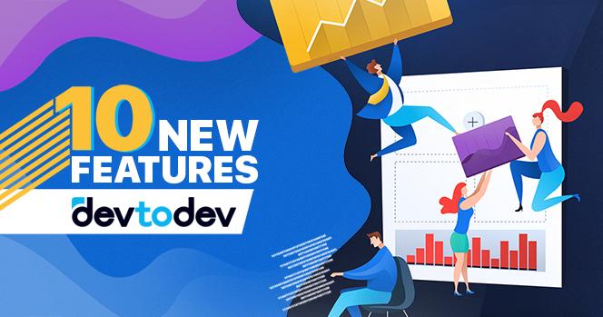 devtodev - new features