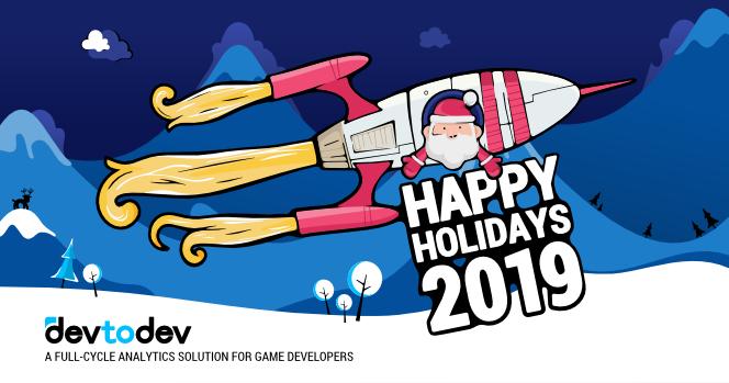 devtodev - happy holidays 2019