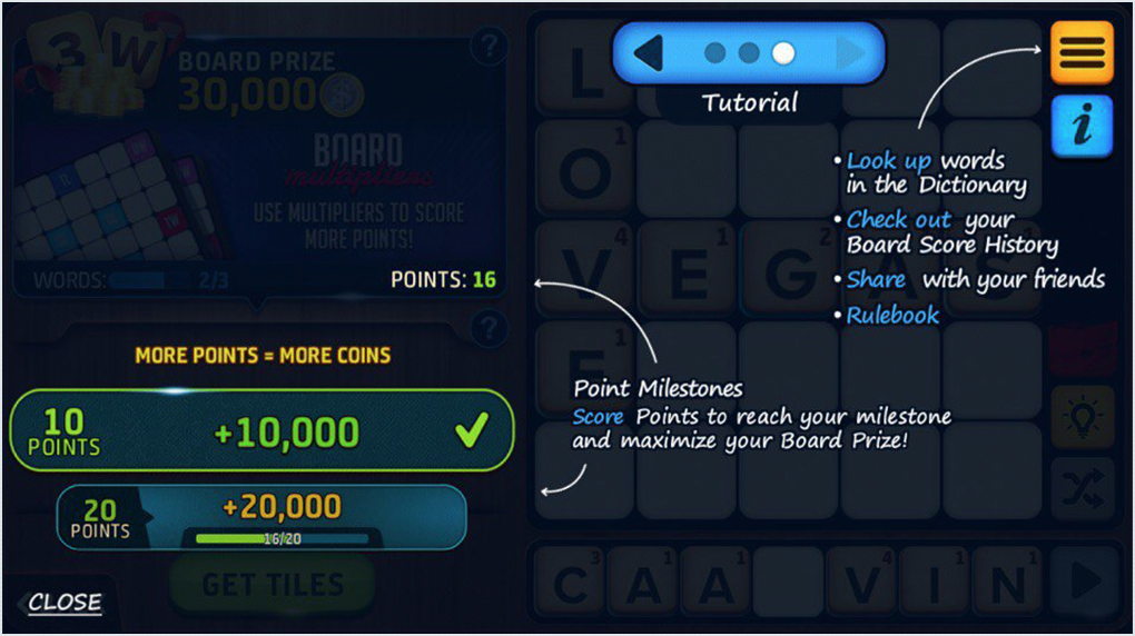 devtodev - scrabble mechanics in slots