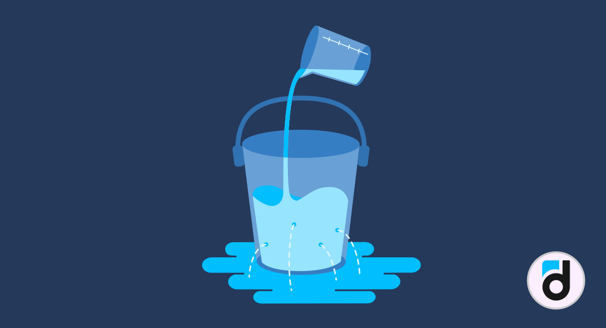 leaky bucket churn